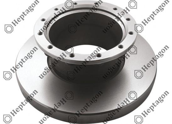 460-480 BRAKE DISC / 5001 311 012 / 5010422364