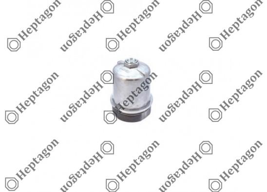Oil Cooler Housing / 4000 310 016 / 3661840502