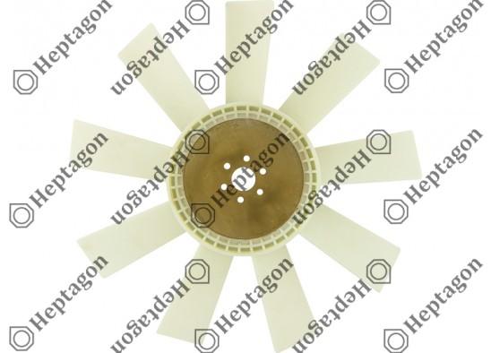 OM 352 V FAN BLADE  / 4000 561 017