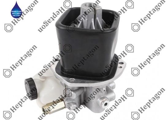 Gear Lever Actuator / 4000 970 007 / 0002604198,  0002607298,  Kongsberg No; 626661AM