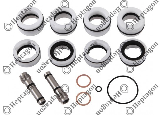 Gear Lever Actuator Repair Kit / 4000 970 011 / 0002605098,  Kongsberg No; 628012AM