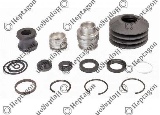 Gear Actuator Repair Kit / 4000 970 020 / 0012607363,  Kongsberg No; 628400AM