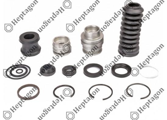 Gear Actuator Repair Kit / 4000 970 022 / 0012607363 S1,  Kongsberg No; 628400AM