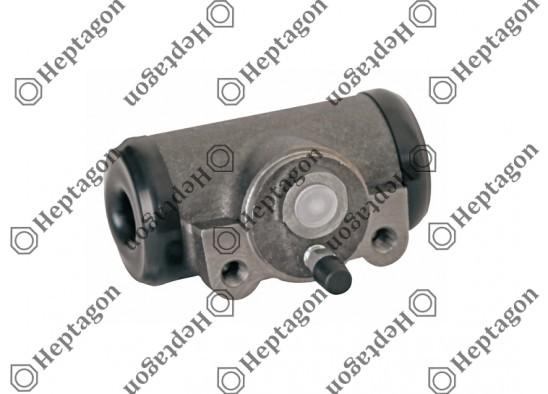 Wheel Brake Cylinder / 4001 320 025 / 0024208118