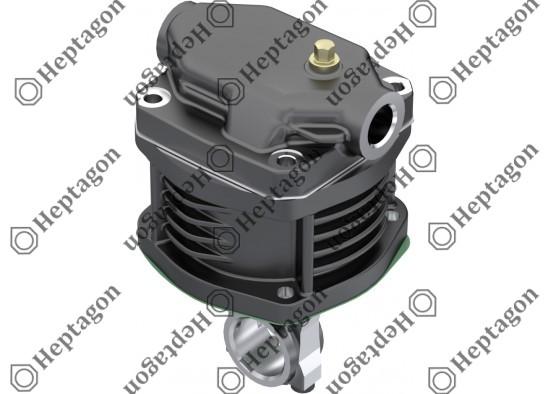 Single Cylinder Compressor Ø94 mm / 4001 341 012