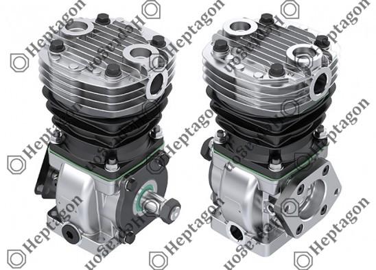 Single Cylinder Compressor Ø88 mm - 225 CC - Stroke 37 mm / 4001 341 022 / 0011315401,  0021313601,  0011315201,  LP1828