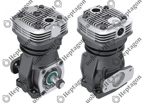 Single Cylinder Compressor Ø90 mm - 229 CC - Stroke 36 mm / 4001 341 040 / 0041310101,  0041315901,  0031319701,  0051311601,  4111428160,  4111428180,  4111428190