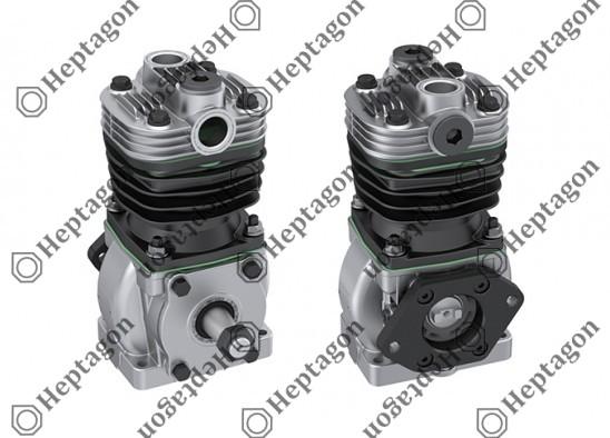 Single Cylinder Compressor Ø75 mm-155 CC-Stroke 35 mm / 5001 342 004