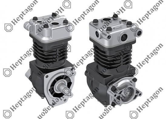Single Cylinder Compressor Ø78 mm-248 CC / 5001 342 016