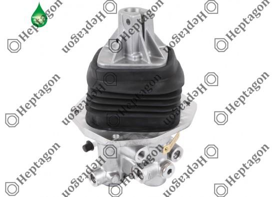 Gear Lever Actuator / 6000 970 001 / 81326056111,  Kongsberg No; 627496AM