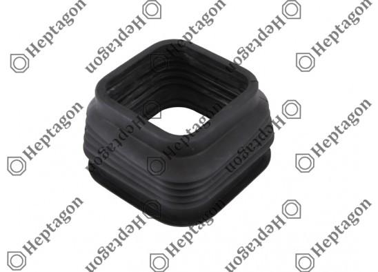 Gear Lever Actuator Bellow / 6000 970 006 / 81964200556,  Kongsberg No; 631004AM