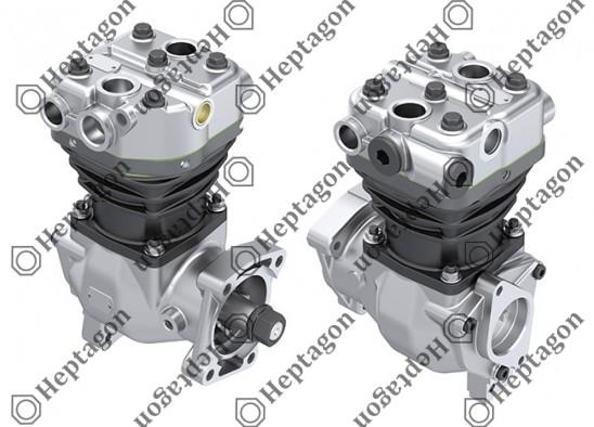 Single Cylinder Compressor Ø88 mm-300 CC-Stroke 50 mm / 6001 341 029 / 51541017205,  51541017192,  51541019247,  LK3927,  I94064,  LK3944