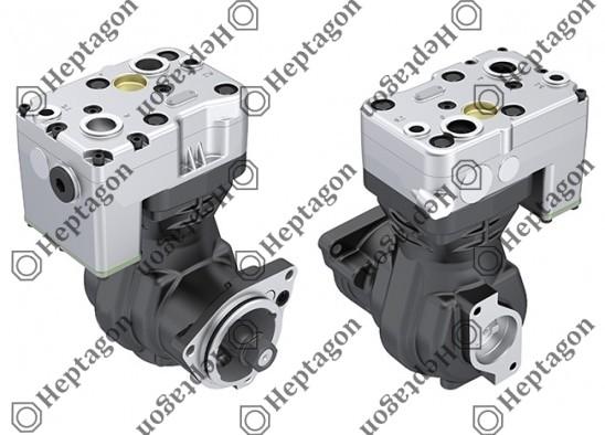 Single Cylinder Compressor Ø85 mm-352 CC-Stroke 62 m / 6001 341 039