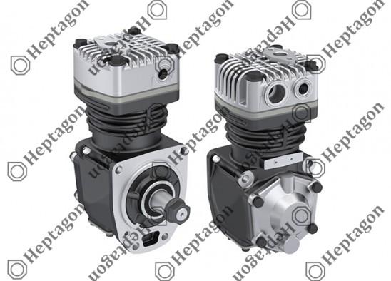 Single Cylinder Compressor Ø80 mm-250 CC-Stroke 50 mm / 8101 342 016