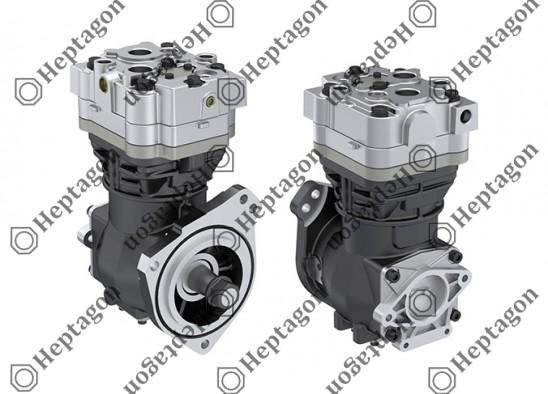 Single Cylinder Compressor Ø92 mm-359 CC-Stroke 54 mm / 8101 342 024 / 04903511,  LP3955,  K003084