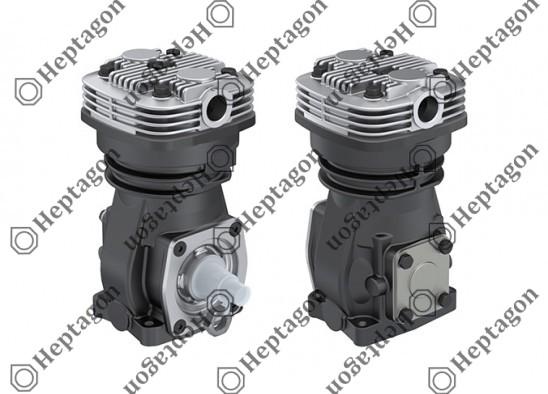 Single Cylinder Compressor Ø90 mm-293 CC-Stroke 46 mm / 8101 342 035 / 01173860,  01173852,  01261657,  4111438050