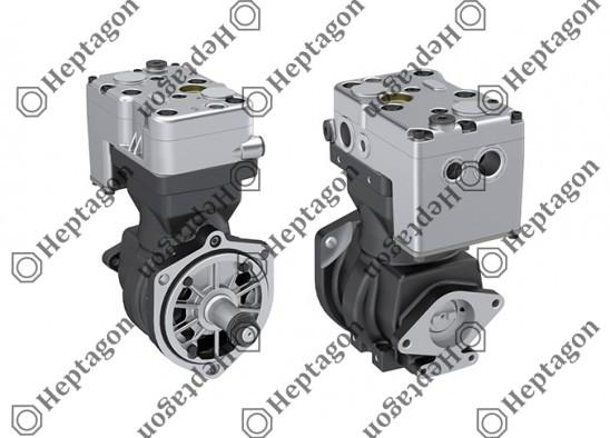 Single Cylinder Compressor Ø85 mm-352 CC-Stroke 62 mm / 8101 342 037