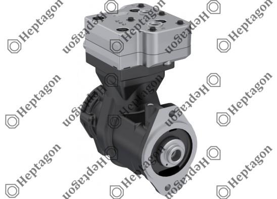 Single Cylinder Compressor Ø85 mm-318 CC-Stroke 56 mm - Without Gear / 8201 342 002 / 3944525,  9111535300