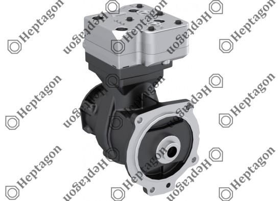 Single Cylinder Compressor Ø85 mm-318 CC-Stroke 56 mm - Without Gear / 8201 342 004