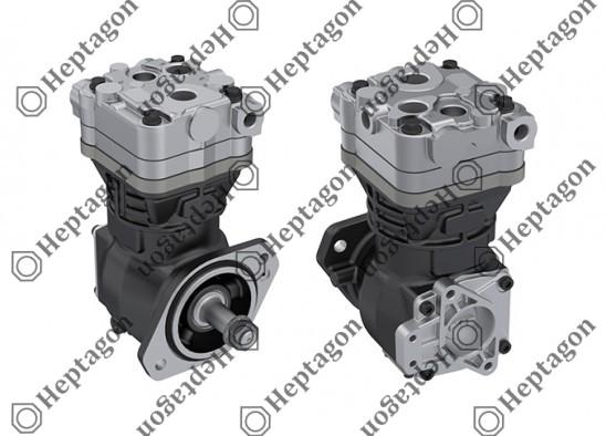 Single Cylinder Compressor Ø92 mm-360 CC-Stroke 56 mm / 8201 342 005 / 4936049,  LP3977,  K014799000