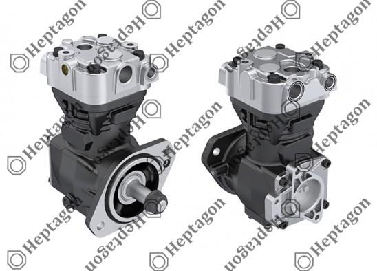 Single Cylinder Compressor Ø80 mm-225 CC-Stroke 45 mm / 8201 342 006 / 3957726,  LK3859,  K000854000