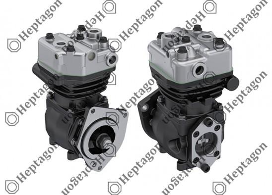Single Cylinder Compressor Ø88 mm-225 CC-Stroke 37 mm / 8201 342 013