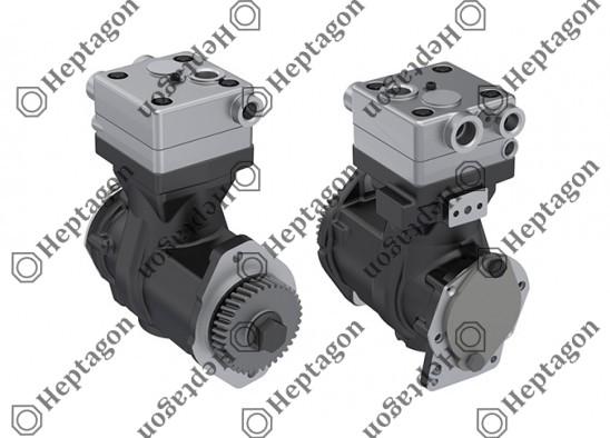 Single Cylinder Compressor Ø85 mm-318 CC-Stroke 56 mm / 8201 342 017