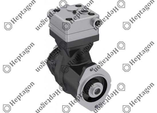 Single Cylinder Compressor Ø85 mm-318 CC-Stroke 56 mm - Without Gear / 8201 342 018