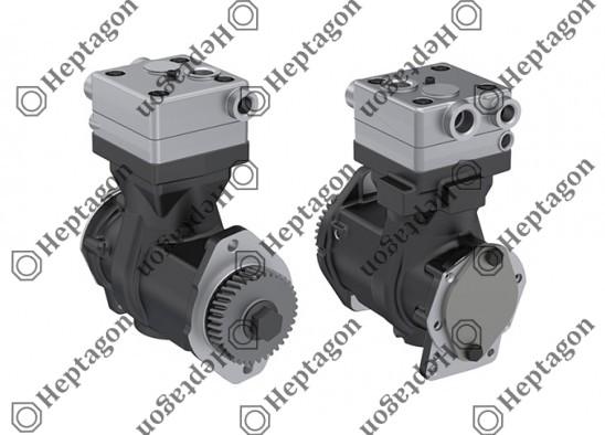 Single Cylinder Compressor Ø85 mm-318 CC-Stroke 56 mm / 8201 342 019