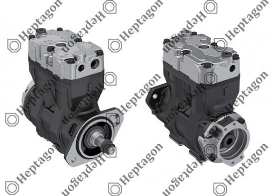 Twin Cylinder Compressor Ø86 mm-460 CC-Stroke 40 mm / 8201 342 024