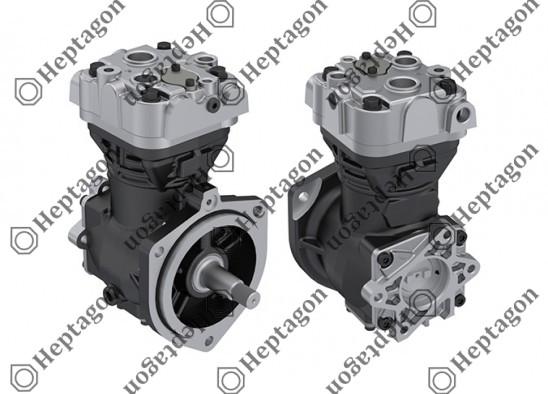 Single Cylinder Compressor Ø80 mm-225 CC-Stroke 45 mm / 8301 342 003 / 7C462875CA,  LK3848,  K019284
