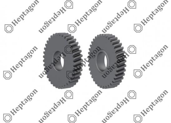 Gear / 9304 650 030