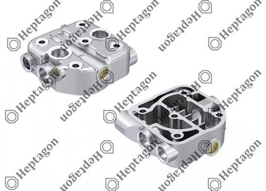 Cylinder Head / 9304 690 007