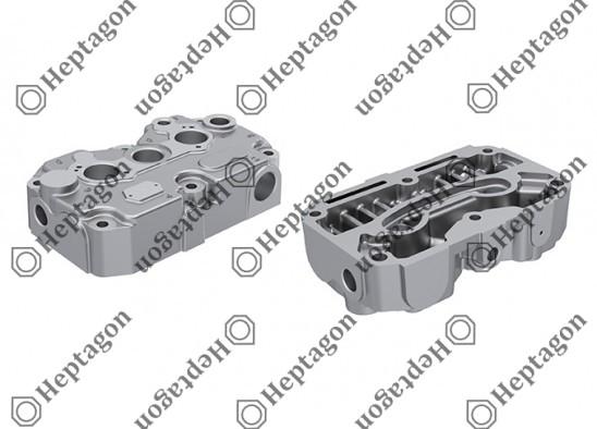 Cylinder Head / 9304 690 037