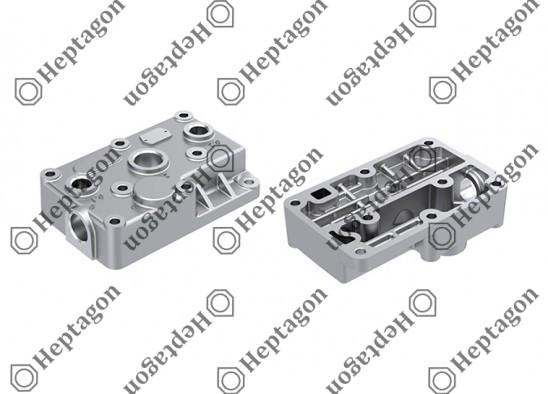 Cylinder Head / 9304 690 105