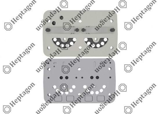 Valve Plate Kit / 9304 700 033