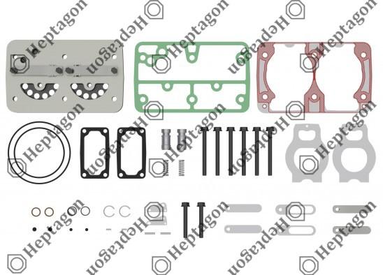 Valve Plate Kit / 9304 700 035