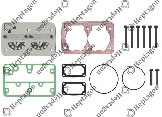 Valve Plate Kit / 9304 700 051