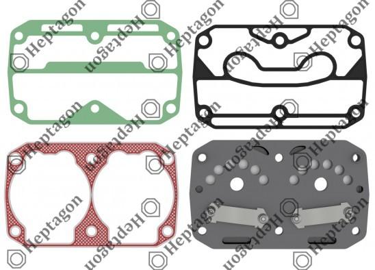 Valve Plate Kit / 9304 700 057