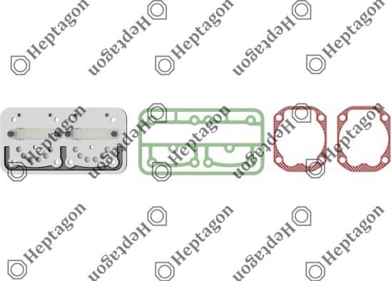 Valve Plate Kit / 9304 700 068 / K094814K50