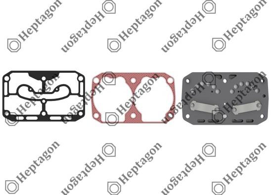 Valve Plate Kit / 9304 700 102