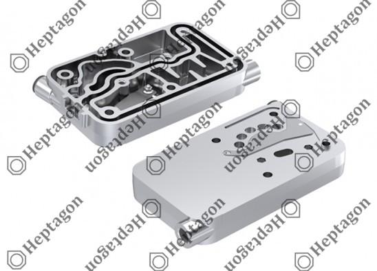 Valve Plate / 9304 710 064