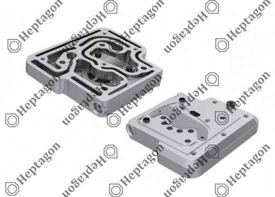 Valve Plate / 9304 710 086