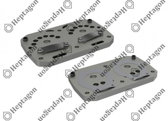 Valve Plate / 9304 710 089