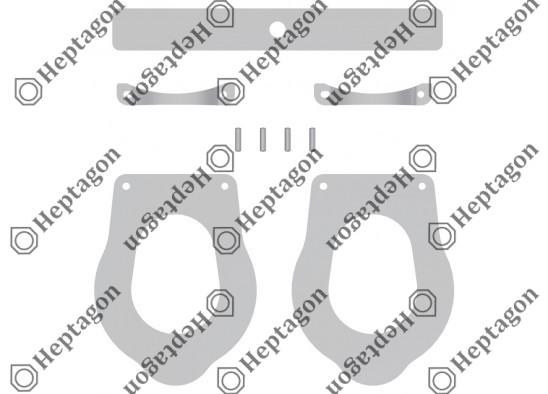 Repair Kit / 9304 730 057