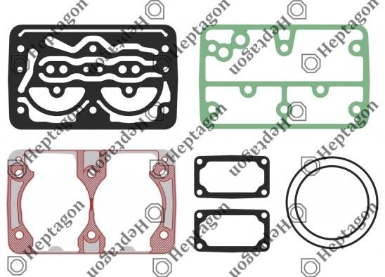 Repair Kit / 9304 730 091