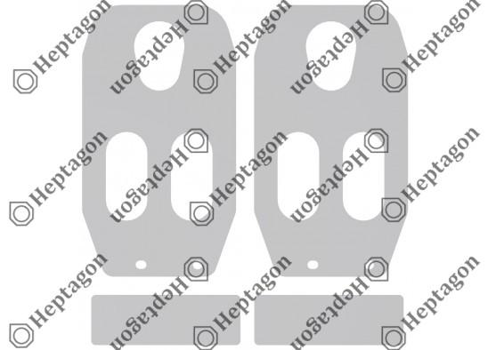 Repair Kit / 9304 730 326