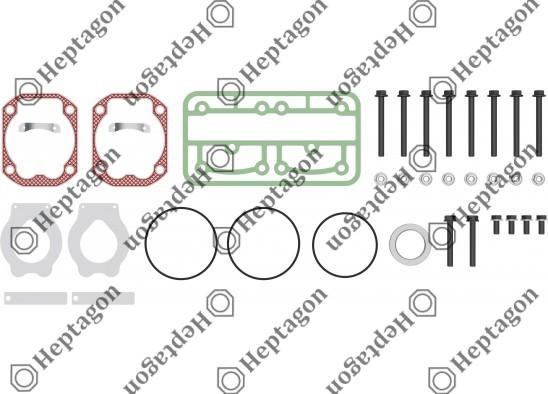 Repair Kit / 9304 730 384
