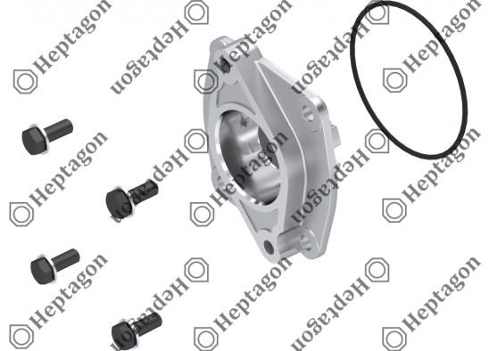 Crankshaft Flange / 9304 760 038 / 0001312932