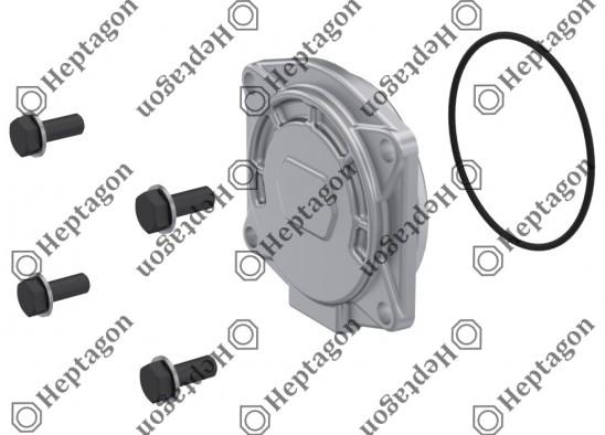 Crankshaft Flange / 9304 760 051